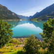 Lake in Norway — Stock Photo #32904809