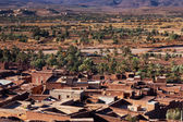 View of Moroccan village — Stock Photo
