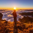 Mountains in Madeira — Stock Photo