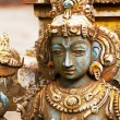Stock Photo: Hindu statue
