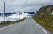 Norveç dağlarında — Stok fotoğraf