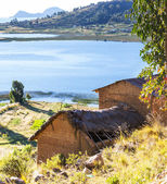 Titicaca — Stock Photo