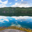Lake in Norway — Stock Photo #35872419