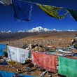 Stock Photo: Shigatse monastery