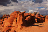 Goblin valley — Stock Photo