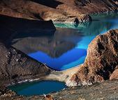 Lake in Tibet — Stock Photo