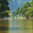 River in Vietnam — Stock Photo #35918967