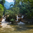 Stock Photo: River in Vietnam