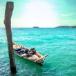 Boat in Cambodia — Stock Photo