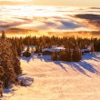 Winter mountains — Stock Photo #36073945