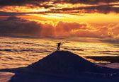 Snowboard — Стоковое фото