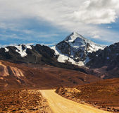 Mountains in Bolivia — Stock Photo
