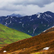 Mountains on Alaska — Stockfoto #36420313