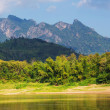 River in Laos — Stockfoto