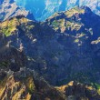 Mountains in Madeira — Stock fotografie