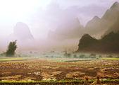 Vietnam landscapes — 图库照片