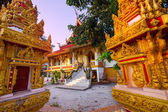 Temple in Laos — Foto Stock