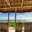 Stock Photo: Palapa