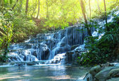 Waterfall in Mexico — Stock Photo