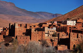Village in Morocco — Stock Photo