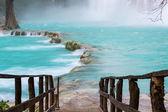 Wasserfall in mexiko — Stockfoto