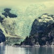 Stockfoto: Glacier on Alaska
