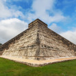 Stock Photo: Pyramid in Mexico