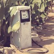 Vintage gasoline pump — Stock Photo #40485399