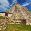 Stock Photo: Maypyramid in Uxmal