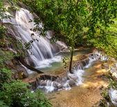 Cachoeira no méxico — Foto Stock