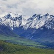 Mountains on Alaska — Stockfoto #40535957