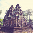 Foto de Stock  : Ancient temple Koh Ker