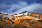 Iceland landscape — Stock Photo