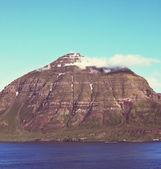 Iceland coast — Стоковое фото