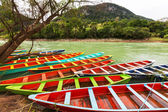 Boat in Mexico — Stock Photo