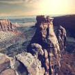 Colorado monument — Stock Photo