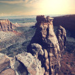 Stock Photo: Colorado monument