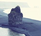 Iceland coast — Foto Stock