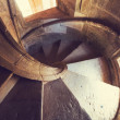 Spiral staircase — Stock Photo #42058791