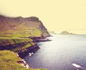Faroe landscapes — Stock Photo