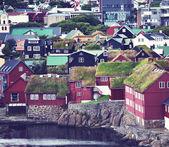 Faroe — Zdjęcie stockowe