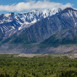 Photo: Mountains on Alaska