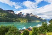 Norway landscapes — Stock Photo