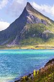 Paysages de norvège — Photo