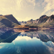 Norway landscape — Stock Photo