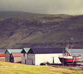 Faroe island — Stock Photo