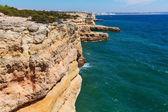 побережье португалии — Стоковое фото