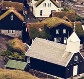 Isla faroe — Foto de Stock