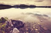山中湖 — ストック写真