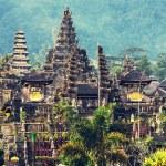 Pura Besakih temple — Stock Photo #48265485